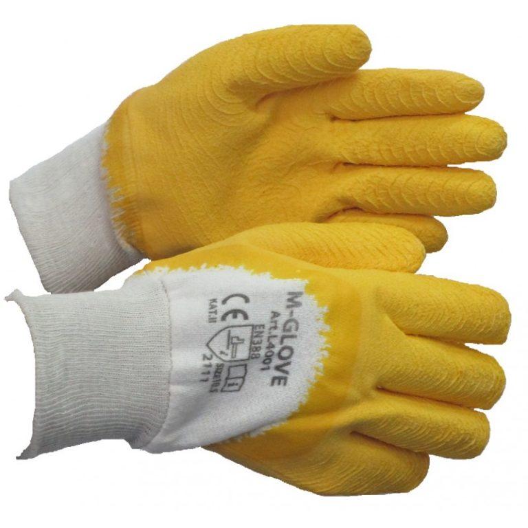 Profesjonalne rękawice spawalnicze
